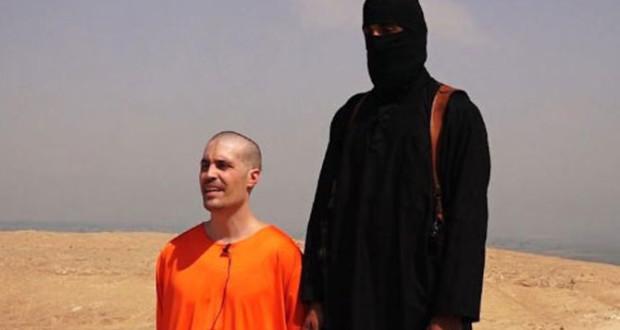 IŞİD, ABD'li gazeteci James Foley'nin 'başını kesti'