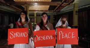 Suriye'deki İnsanlık Dramını Anlatan Oyun, New York'ta Sahneleniyor