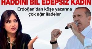 CPJ'den Erdoğan'a 'Amberin Zaman' tepkisi