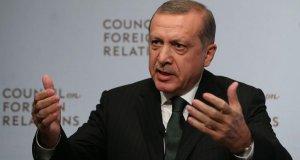 Erdoğan, CFR'da konuştu