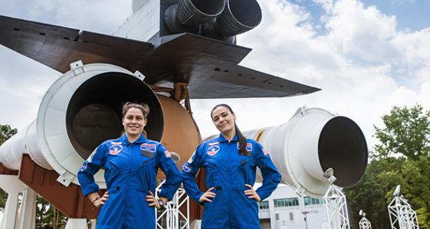 Türk öğretmenlere Amerika'da astronot eğitimi