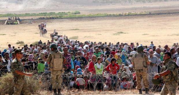 Türkiye'ye sığınan 150 bin kişi nerede?