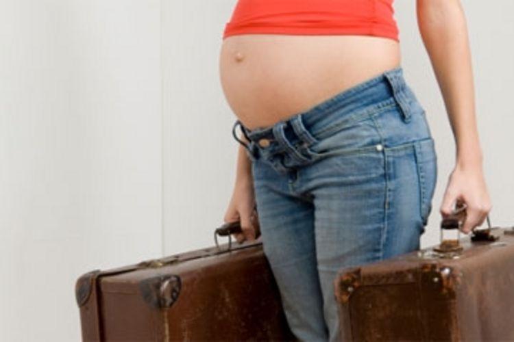 Вредна ли рамка металлоискателя для беременных 93